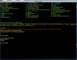 IBM System i menu.